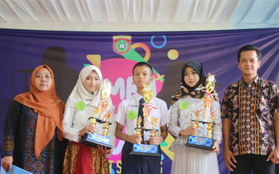 Pemenang Lomba Singing Competition HUT 14 SMKN 1 Punggelan