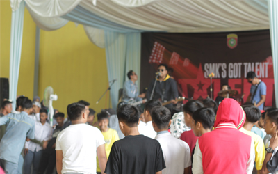 SMK'S Got Talent - HUT 14 SMKN 1 Punggelan